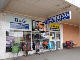 B and G Plumbing and Hardware