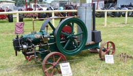 Image of the event 'Heritage Farm Machinery Rally and Truck Show'