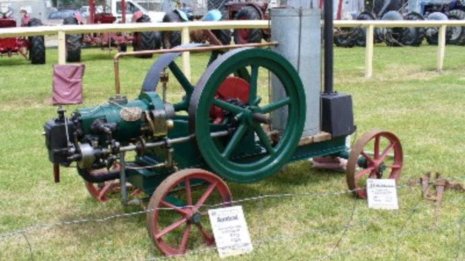 Image for Heritage Farm Machinery Rally and Truck Show