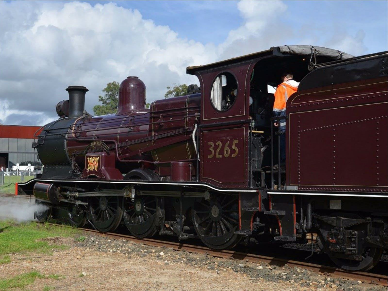 Image for Thirlmere Festival of Steam