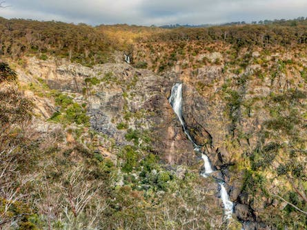 Tia Falls Lookout and Picnic Area