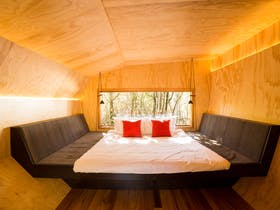 The beautifully crafted cozy Pods