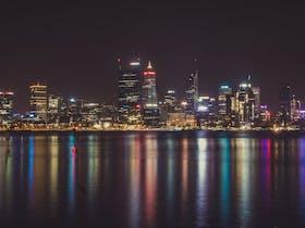 Night Photography Class - Perth City
