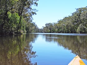 Kayak the Esk River