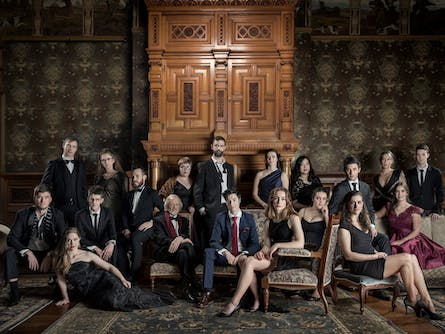 The Australian Chamber Choir presents By The Waters of Babylon: Sydney