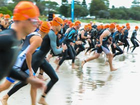 Triathlon NSW Sprint Series Kurnell (January)