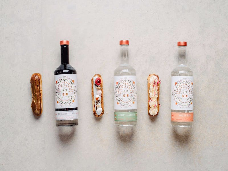 Image for Gin & Eclairs at El Estanco [A Little More Barossa]