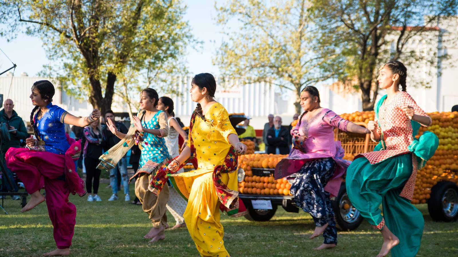 Image for Griffith Spring Fest -  Multicultural Festival