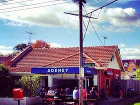 Adeney Milk Bar