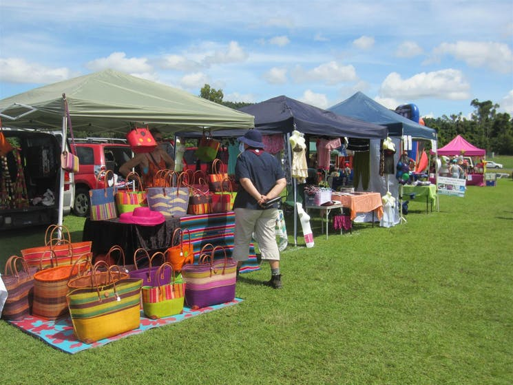 Anglican Church Market Day