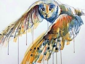 Multi Award winner, Grafton Artist Julianne Gosper
