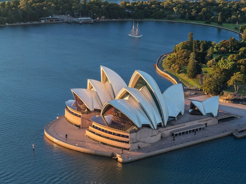 Places to see sydney THE TOP