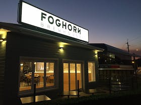 FogHorn Brewhouse Central Coast