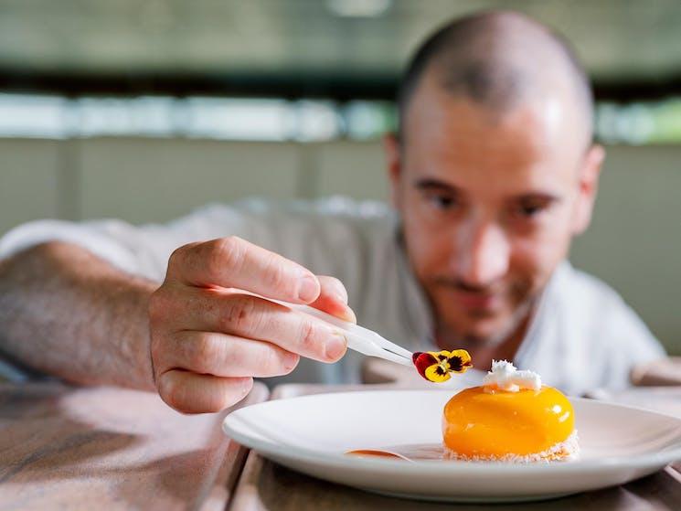 Chef's precision