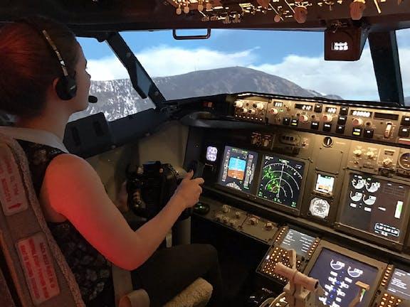 SIM737 Flight Simulator Hobart