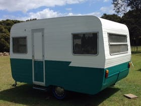 Hunter Vintage Caravan For Hire