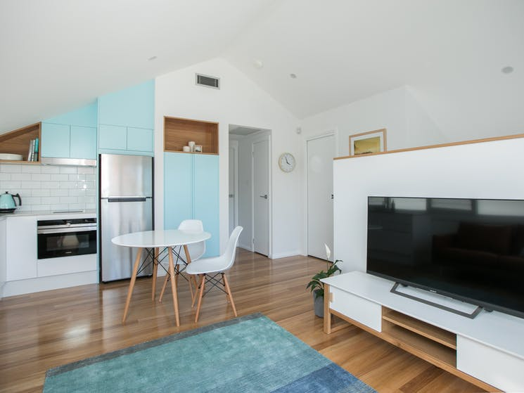 Cooks Hill Parkside Living areas