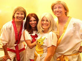 ABBA Gold Tribute Show Cover Image