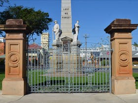 Cenotaph and Memorial Gates