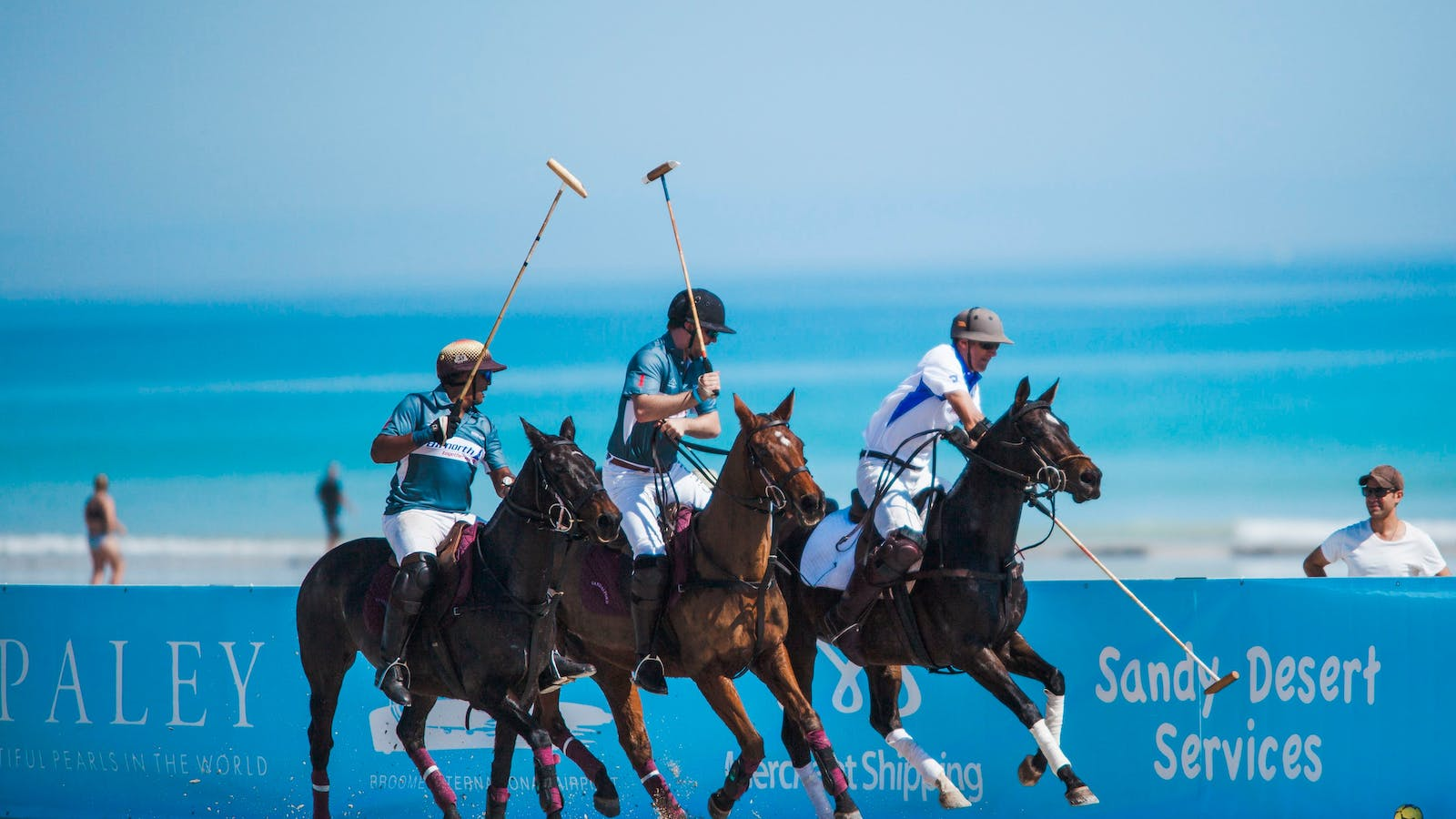 Image for Cable Beach Polo