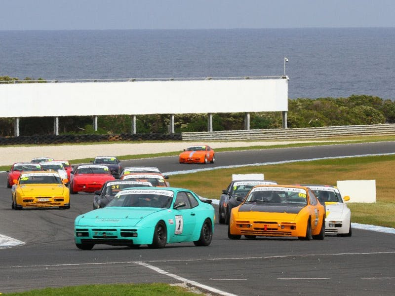 Image for Victorian State Circuit Racing Championship at Phillip Island