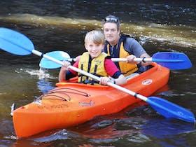 Kangaroo Valley Safaris kayak and Canoe Hire