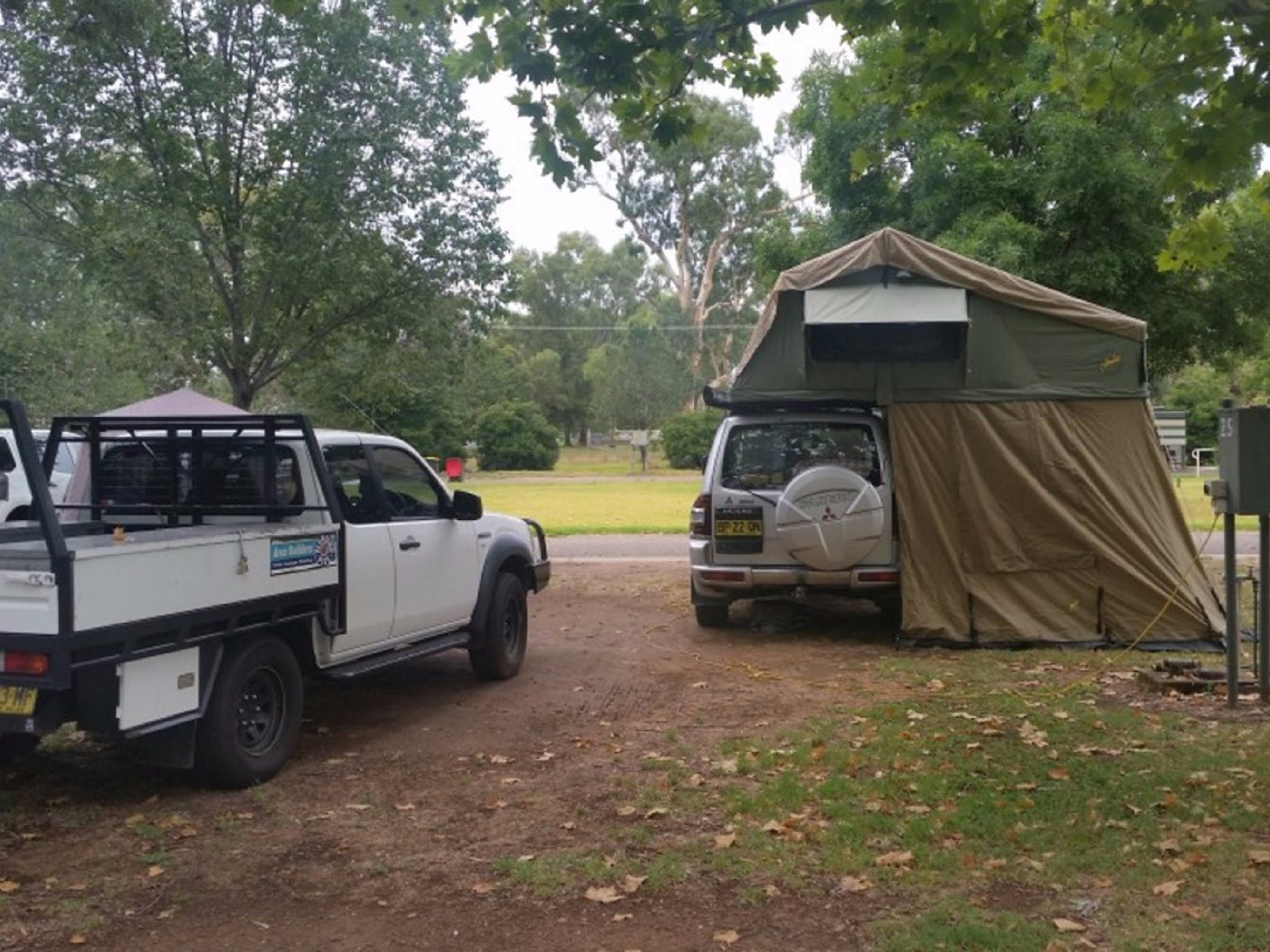 ACC Blue Mountains Explorers - Cootamundra Muster