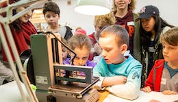 Image of the event '3D Printing Workshops - July School Holidays'