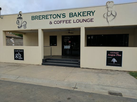 Brereton's Bakery and Coffee Lounge Numurkah