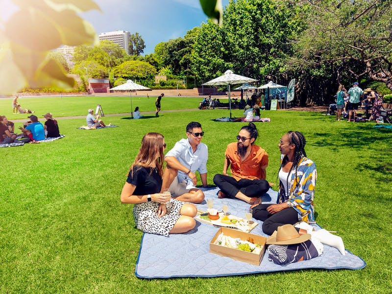 Image for The Sound Society, Roma Street Parkland