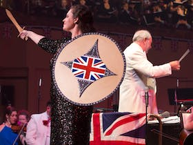 Queensland Pops Orchestra - The Best of British