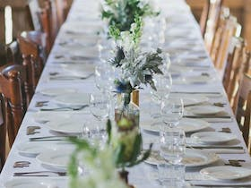 The Marryongla near Cowra provides a blank canvas for your function.