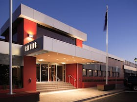 The Bistro at the  Bathurst RSL Club