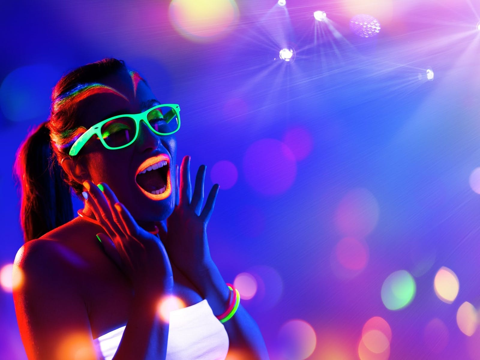 Image for UV Glow Kids Dance Party