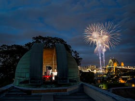 NYE at the Sydney Observatory