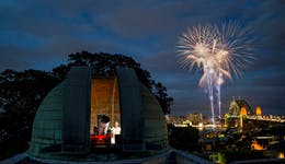 Image of the event 'NYE at the Sydney Observatory'