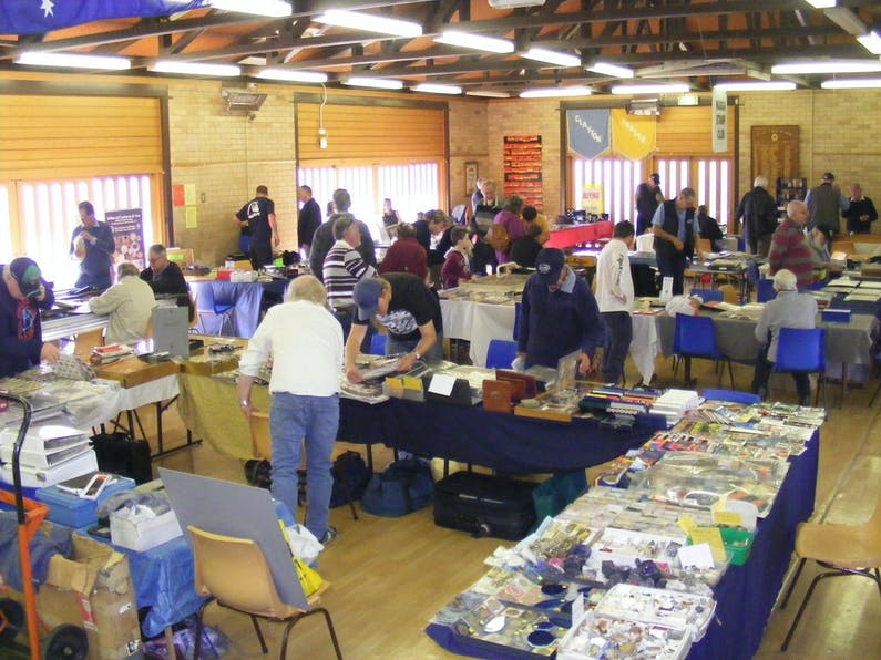 Image of the event 'Wagga Stamp and Coin Fair'