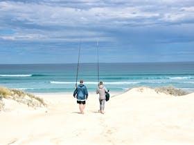 pristine Eyre Peninsula beaches