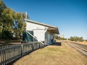 Bell Railway Heritage Parkland