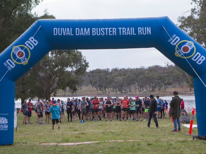 Image for Duval Dam Buster Trail Run