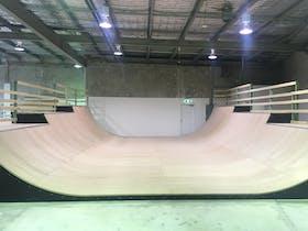 Alleyoops Indoor Skatepark