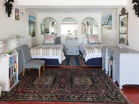 You'll love the lovely twin bedroom