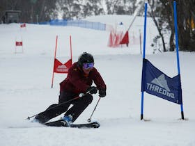 Thredbo Masters Race