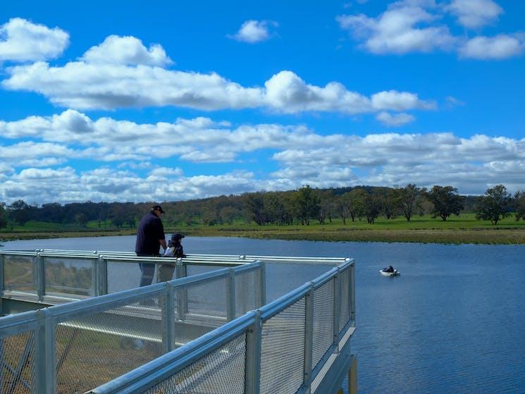 Bethungra Dam Walkway
