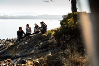 Bruny Island Long Weekend - The