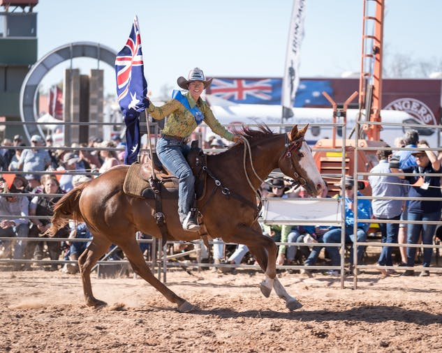 Rodeo by the Sea  Streaky Bay