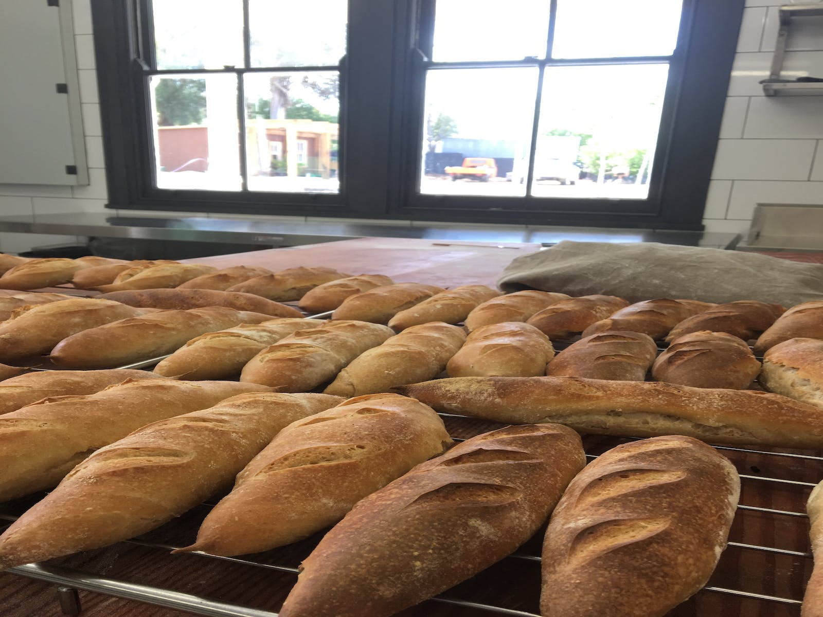 Image for Baking - Artisan Advanced Yeasted Breads