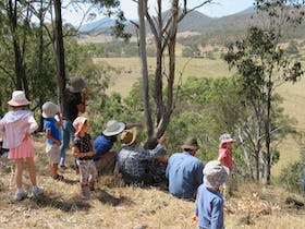 Gleneden Family Farm lookout