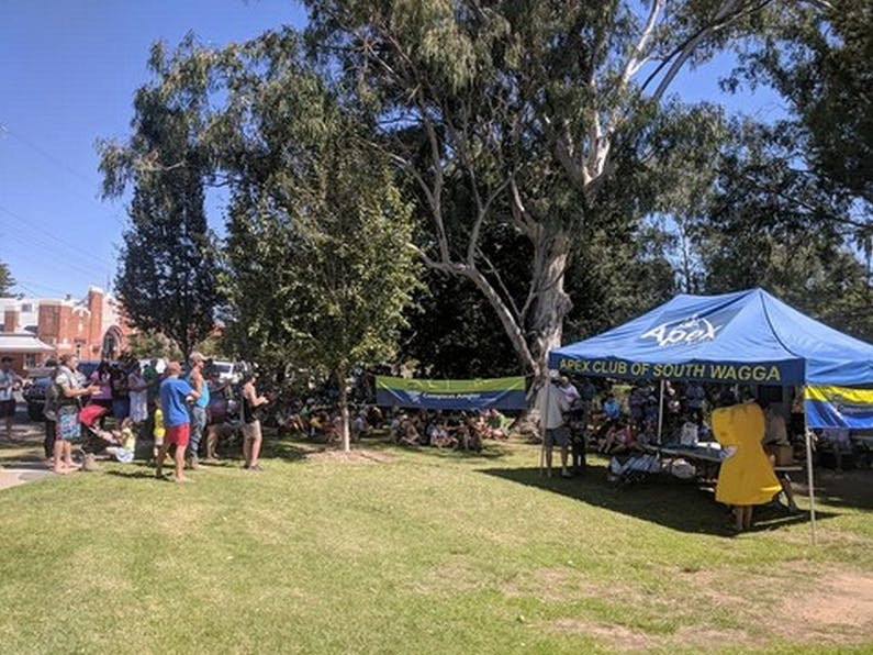 Image of the event 'South Wagga Apex Fisherama'
