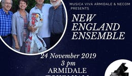 Image of the event 'New England Ensemble'